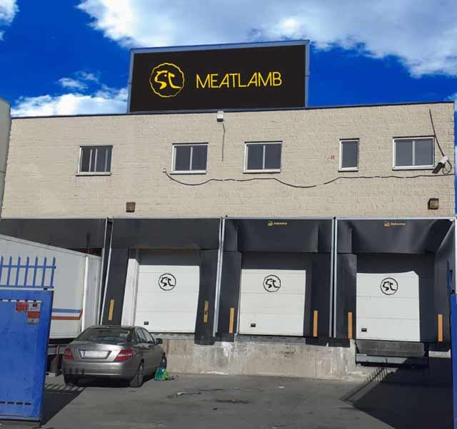Sala de Despiece Meatlamb